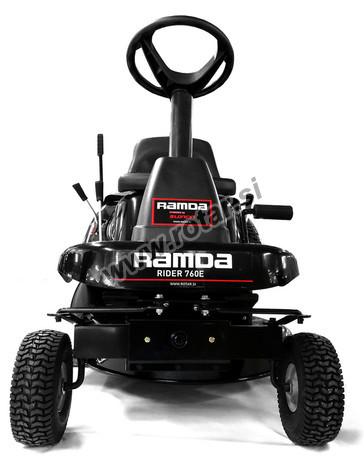 TRACTOR 760E 3v1 RAMDA Loncin/BAG 170lit./76cm