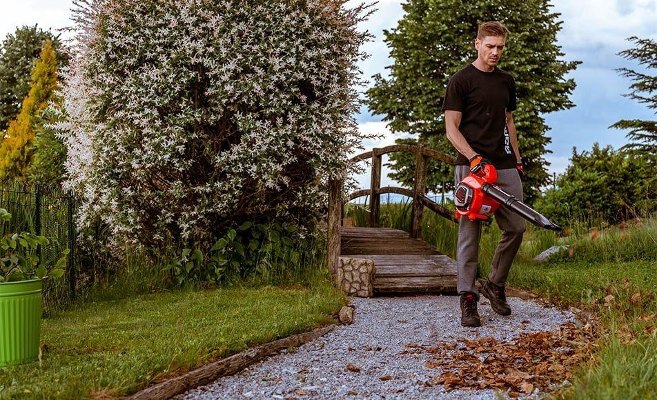 Make your garden cleaner
