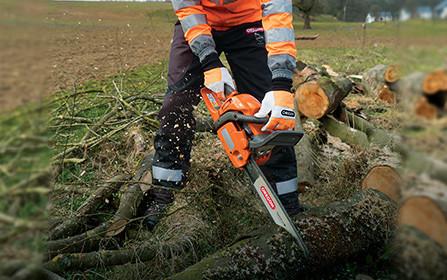 Oprema za šumarstvo