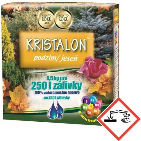 KRISTALON GNOJILO ZA JESEN ZIMO 0,5kg