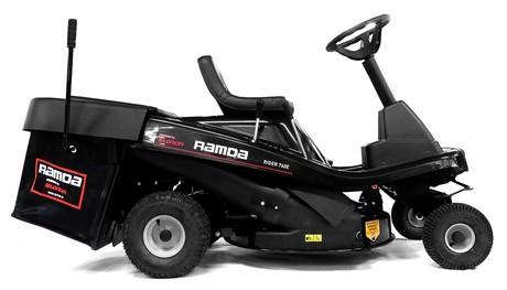 RAMDA TRAKTOR RIDER 760E 3v1 Loncin 432ccm/KOŠ 170lit./76cm