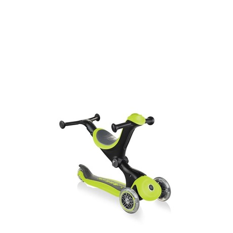 GLOBBER SCOOTER GO UP DELUX,  GREEN