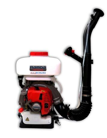 RAMDA MISTBLOWER WITH PUMP 50,7ccm/1,6kW/reach 12met